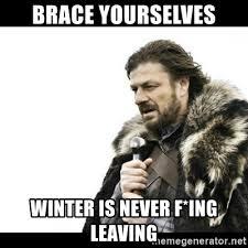 Winter Meme Generator - winter is coming meme generator