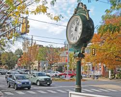 keeping time town clocks have a civic function that exceeds mere