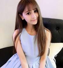 nice koran hairstyles cute korean straight hairstyles for girls hairstyles ideas