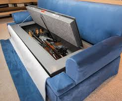 cool couch couch bunker hidden safe sofa bed cool sh t i buy