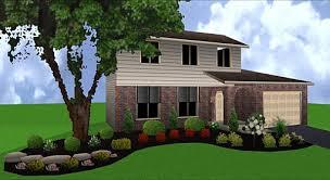 House Landscaping Front Landscape Design Finest Nice Front Yard Shrub Design Ideas