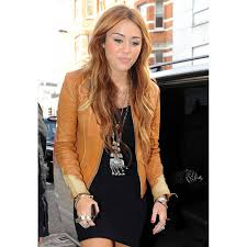 light brown leather jacket womens miley cyrus jacket womens tan leather jacket
