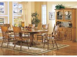 Light Oak Dining Table And Chairs Oak Dining Room Sets With Hutch Concept Observatoriosancalixto