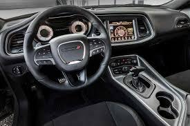 Dodge Challenger 2007 - 2017 dodge challenger ta 392 interior motor trend