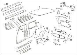 diagram body side u0026 rear
