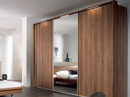 Sliding Closet Doors Wood Large Mirror Closet Doors Montserrat Home Design Best Mirror