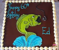 fish birthday cakes birthdays jcakes