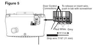 wiring diagram chamberlain garage door opener wiring get lift