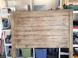 Reclaimed Wood Headboard by Ana White Reclaimed Wood Full Size Headboard Diy Projects