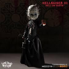 hellraiser 3 hell on earth pinhead nightmare toys