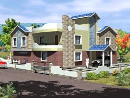 3d front elevation of house good decorating ideas