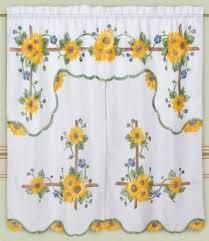 Amazon Kitchen Curtains by 10 Best Sunflowers Images On Pinterest Sunflower Kitchen