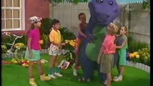 Barney And The Backyard Gang Episodes Video Barney U0026 The Backyard Gang Three Wishes 1989 Custom