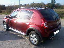 renault stepway 2011 переобулся u2014 logbook renault sandero stepway 2011 on drive2