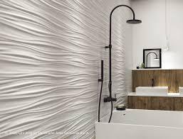 chambre a coucher atlas carrelage mural en céramique mat uni 3dwall design ribbon
