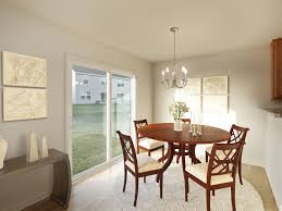 claire floor plan in edgewater of crown point townhomes