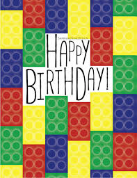 lego birthday card lego theme party from sapphireninedesign