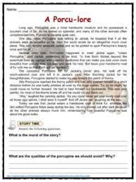 porcupine facts worksheets species u0026 information for kids