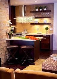 petites cuisines ouvertes cuisine moderne quels meubles de cuisine ouverte