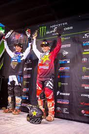 new jersey motocross rockstar energy husqvarna u0027s zach osborne wins new jersey sx