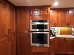 Kitchen Oven Cabinets by Weinandt Kitchen Cabinets Olympia Wa Cabinets By Trivonna