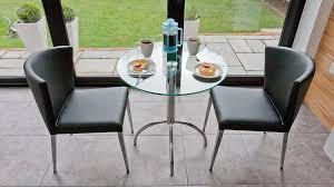 small glass kitchen table modern glass kitchen dining set for 2 black white brown beige