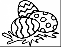 astonishing easter egg design coloring pages with easter bunny