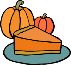 in the desert clipart thanksgiving pie pencil and in color in