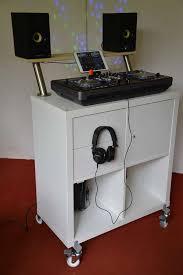 Dj Desk Ikea Dj Booth For Less Than 100 Euro U2013 Dj Bastiq