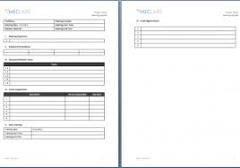 cfo report template cfo report to board of directors template and board meeting