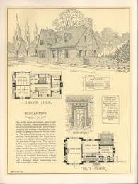 Storybook Cottage House Plans Lake Shore Lumber U0026 Coal House Plans Homes Inspired By English