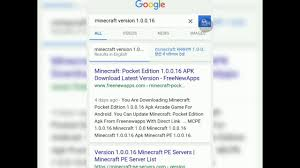 minecraft version apk how to minecraft pe version 1 0 0 16 apk for free