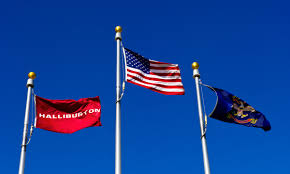 State Flag Of North Dakota Halliburton To Pay 1 1 Billion In Gulf Of Mexico Oil Spill