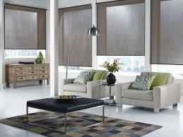 living room window blinds roller blinds modern living room montreal cm textiles living room