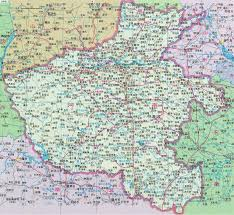 Map Of China Provinces by Henan Province China Henan Map 3a Geographical By Chinareport Com