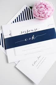 wedding invitations navy navy script wedding invitations wedding invitations