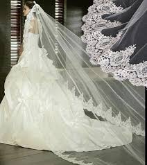 wedding veils for sale velos de novia picture more detailed picture about lace edge 3