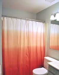 bathroom lovely extra long shower curtains for bathroom