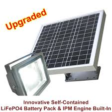Solar Panel For Street Light by Amazon Com Solar Powered Ultra Power 30w Led Energy Efficient