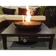 gas fire pit table uk bronze outdoor gas fire pit table amazon co uk garden outdoors