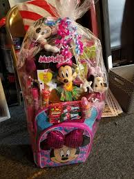 minnie mouse easter baskets minnie mouse easter basket baby kids in oakland ca offerup