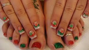 40 creative christmas nail art designs nail design ideaz