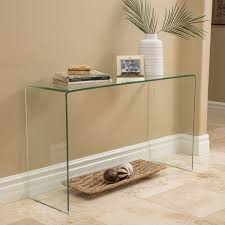 Ghost Console Table Ghost Plasma Tv Stand Glass Plasma Tv Stand Clear Glass Tv Stand
