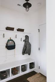 mudroom u2014 touch of gray