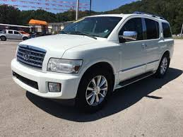 lexus qx56 infiniti qx56 for sale in knoxville tn carsforsale com