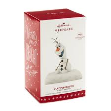 amazon com hallmark keepsake disney frozen