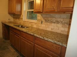 Backsplash Ideas For Black Granite Countertops The by Black Granite Countertops With Tile Backsplash Aloin Info