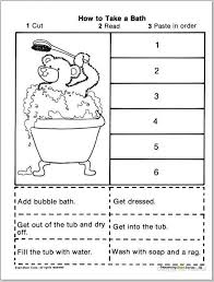 sequence worksheets for 1st grade free worksheets library