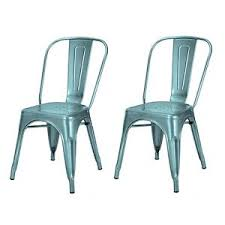 Tolix Bistro Chair Adeco Metal Stackable Tolix Style Industrial Chic Dining Bistro