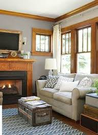 What Color To Paint Living Room by The Best Wall Paint Colors To Go With Honey Oak Green Wallpaper